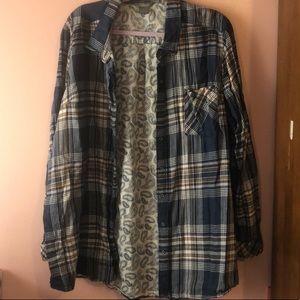 Plus Size Oversized Flannel | 2XL NWOT